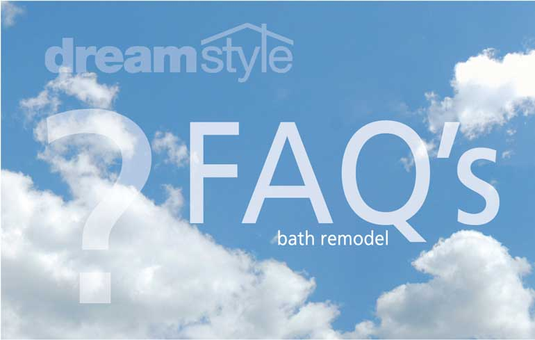 bath remodel faqs