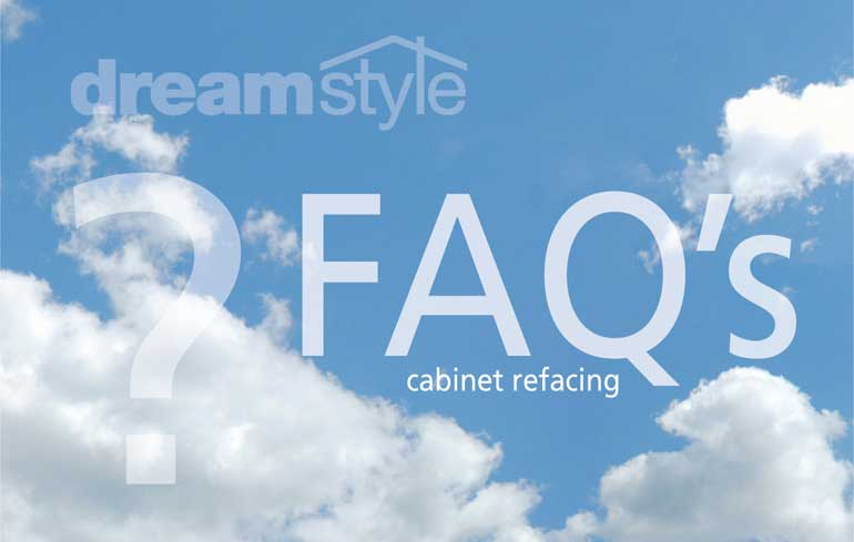 cabinet refacing faqs