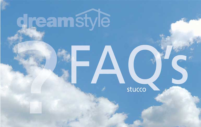 stucco faqs