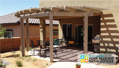 Patio Covers For Albuquerque Nm Homes Dreamstyle Remodeling