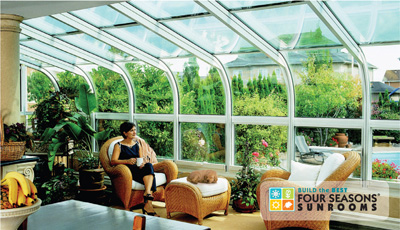 Four Seasons Sunrooms Outdoor Living Dreamstyle Remodeling