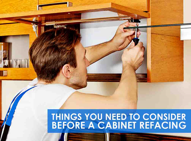Things You Need To Consider Before A Cabinet Refacing