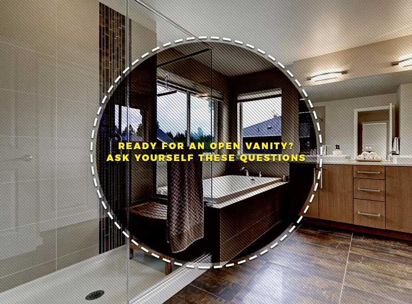 Ready for an Open Vanity?