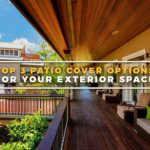 Top 3 Patio Cover Options for Your Exterior Space