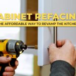 Cabinet Refacing: The Affordable Way to Revamp the Kitchen