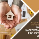 Ready to Tackle Four Great Top-to-Bottom Home Improvement Projects in 2018?