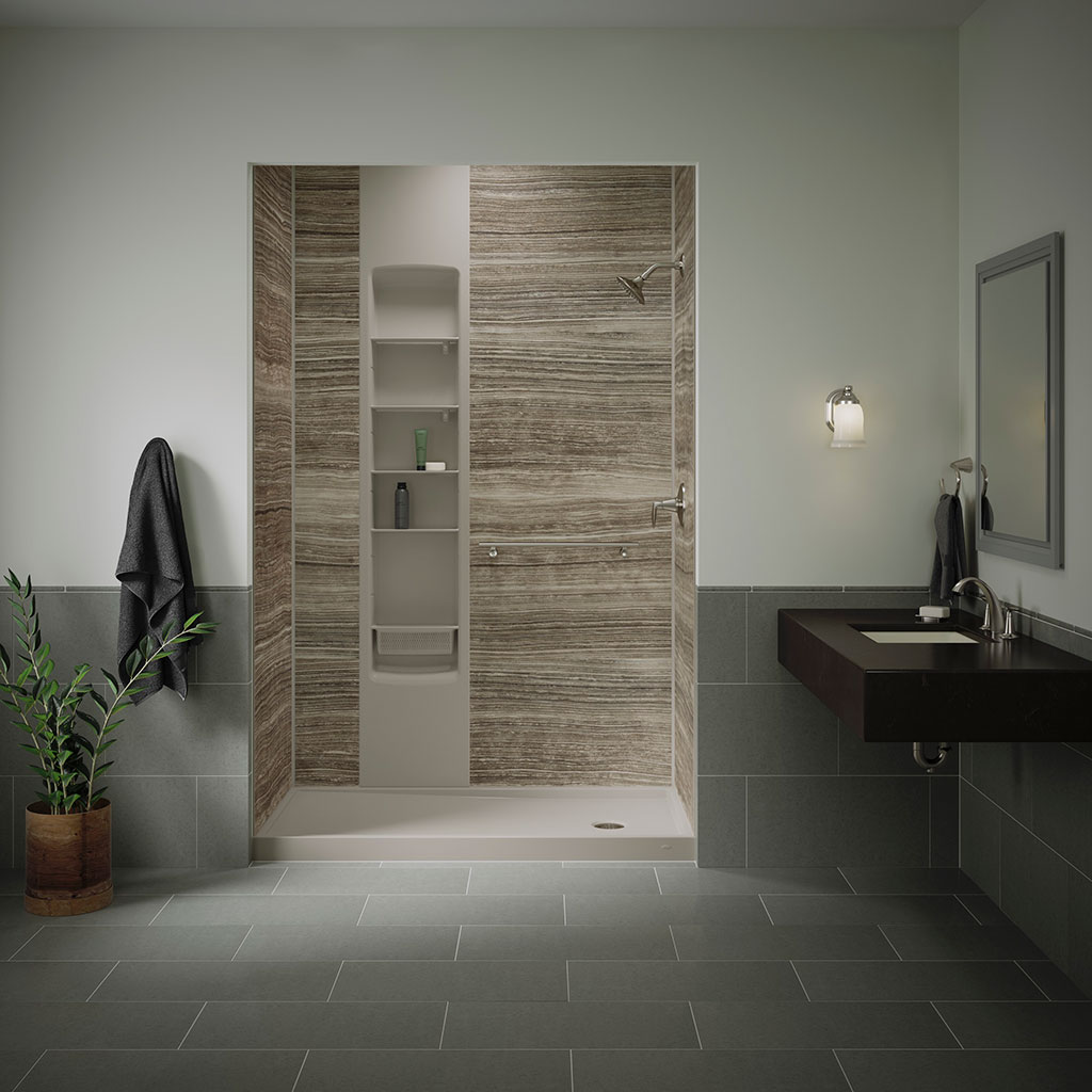 Kohler Shower By Dreamstyle Remodeling Denver Phoenix