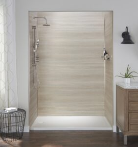 Benefits of a Walk-In Shower